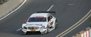 DTM Di Resta in the driver's seat for season finale