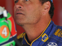 Michael Waltrip enjoys sportscar racing, at Dubai