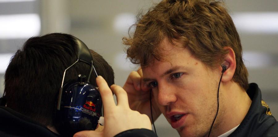 Vettel fastest again in Barcelona testing