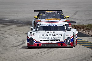 United Autosports race report