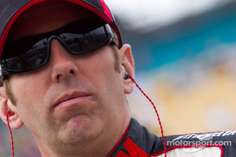Biffle, Pilots uninjured in minor incident
