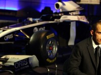 Williams interview with Pastor Maldonado