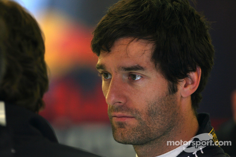 Webber coy, Gene says Red Bull 'scary'
