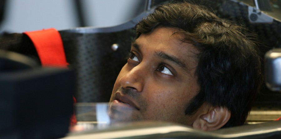 Karthikeyan confident of getting up to speed