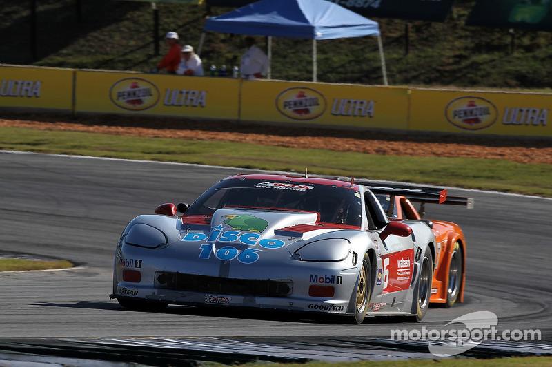 Series race report