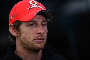 Formula 1 Button wants permission for Japan charity visit