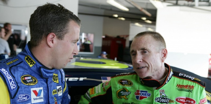 Martin to make 800th NASCAR start at Martinsville