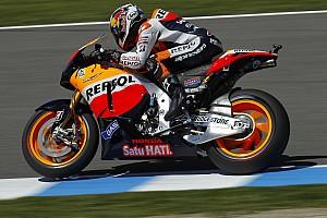 MotoGP Saturday Practice Report