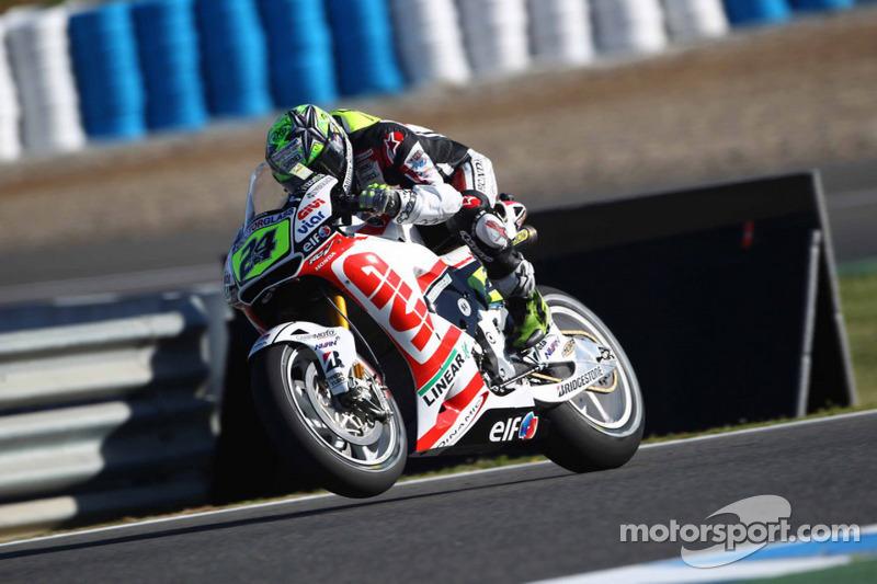 LCR Honda Qualifying Report