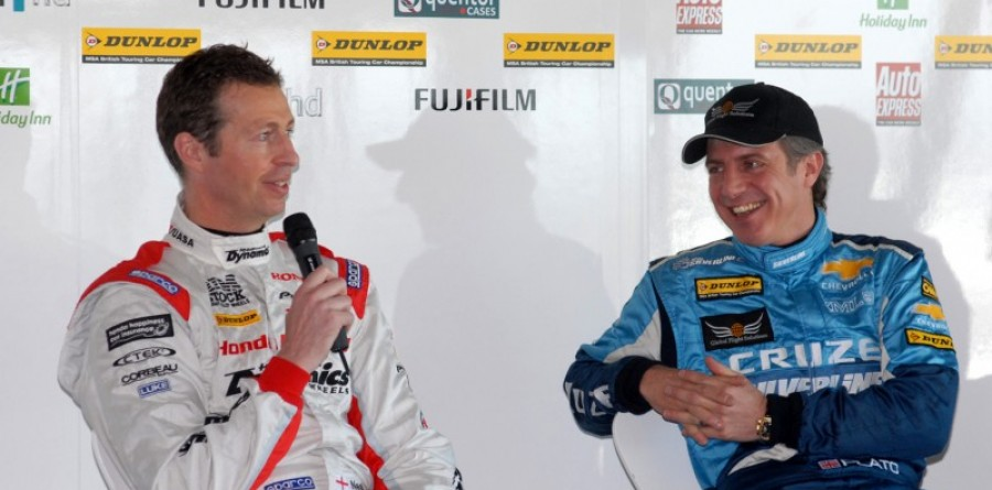 BTCC Brands Hatch Summary