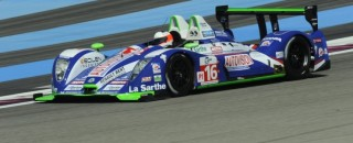 European Le Mans Series season opener race report