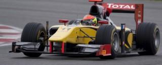 GP2 Silverstone Test - Day 1