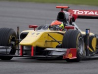 GP2 Silverstone Test - Day 1