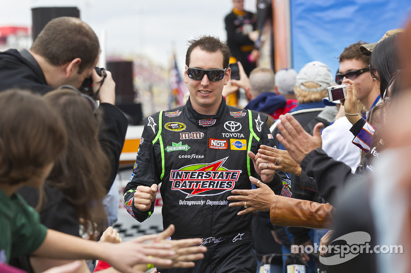 Kyle Busch - Thursday media visit