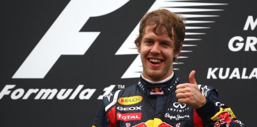 F1 Winners Press Conference
