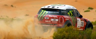 Cross-Country Rally Peterhansel takes CCR Bajas second round victory