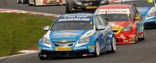 Next Stop Midlands For The BTCC