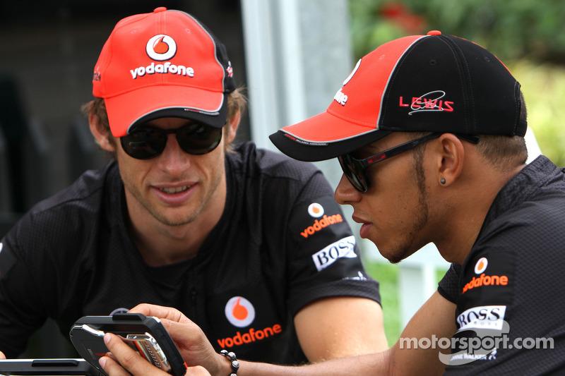 McLaren lineup good for 'five more years' - Whitmarsh