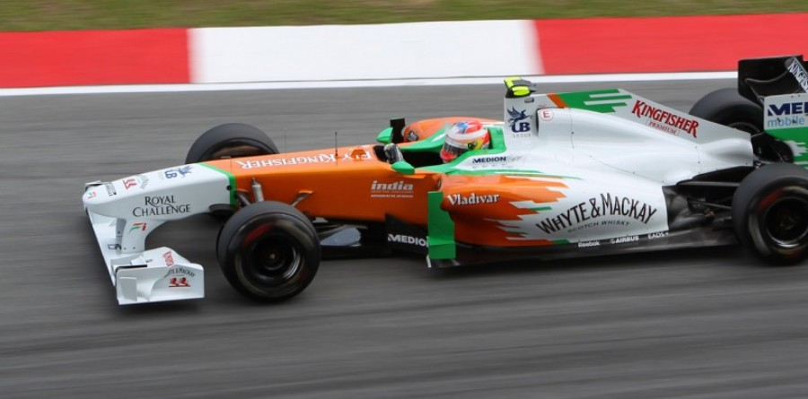 Force India Friday Report