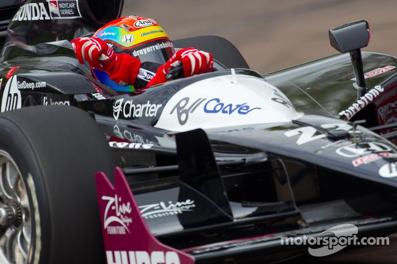 Dreyer & Reinbold Racing Friday report