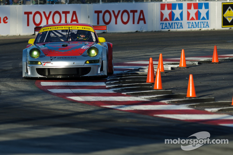 Flying Lizard qualifying report
