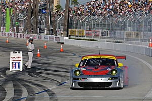 ALMS Patrick Long race report