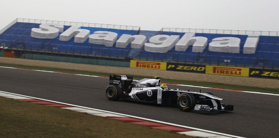 Williams Review Of Chinese GP