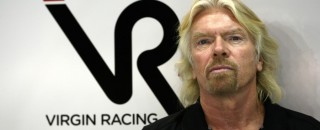 Formula 1 Stewardess Branson to finally honour losing bet