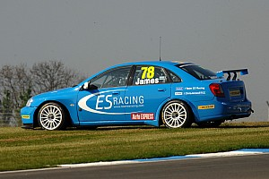 BTCC Team ES Racing preview