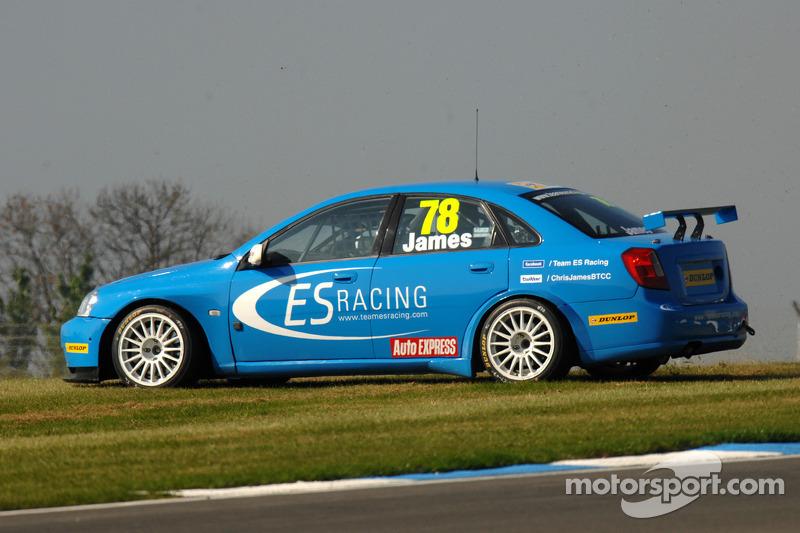 Team ES Racing preview