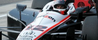 IndyCar Will Power Claims Indy 300 Pole at Sao Paulo