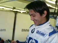 SSM & Dragon name Ho-Ping for Indy 500