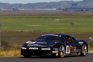Ferrari Scott Tucker weekend summary