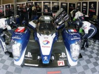 Peugeot Sport Spa Race Report