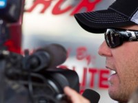 Kevin Harvick - Dover Friday media visit
