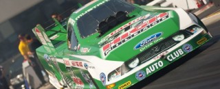 NHRA John Force Racing Atlanta Friday report