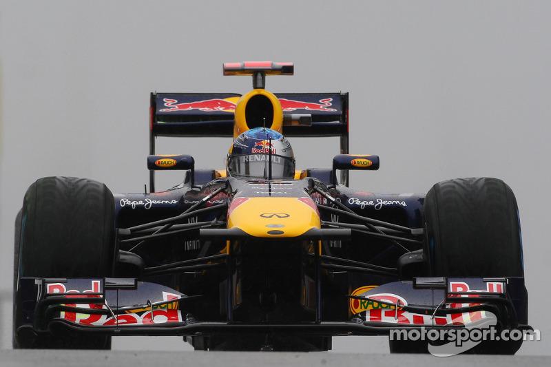 Red Bull Spanish GP Friday Practice Report