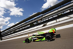 IndyCar Series Fast Friday Indy 500 Summary