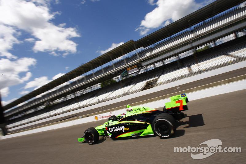 IndyCar Series Fast Friday Indy 500 Summary