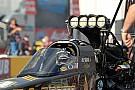 Tony Schumacher Topeka Saturday Qualifying Report