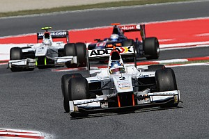 GP2 Addax Team Barcelona Race 1 Report