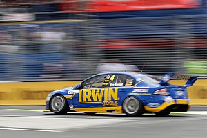V8 Supercars IRWIN Racing Winton Sunday Report