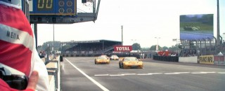 ALMS Memories of Corvette Racing's First Le Mans Victory