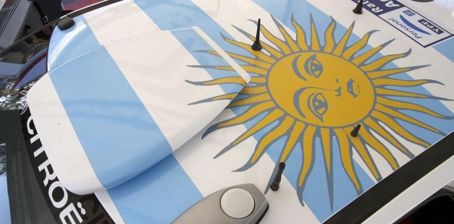 Citroen Rally Argentina Leg 2 Summary