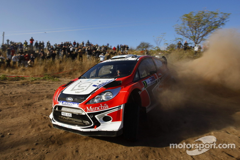 Munchi's Ford Rally Argentina Event Summary