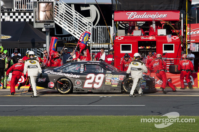 Chevy Teams Charlotte Race Quotes