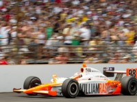 Honda Racing Indy 500 Race Report