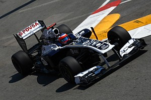 Williams reviews Monaco GP at Monte Carlo