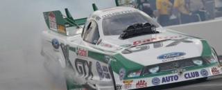 NHRA Mike Neff Goes To Englishtown As Point Leader