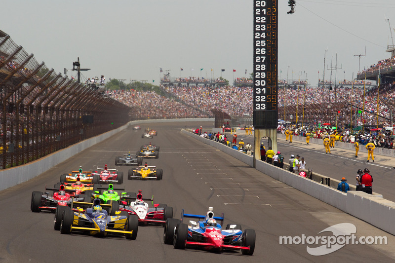 CGR's Graham Rahal Indy 500 Race Report